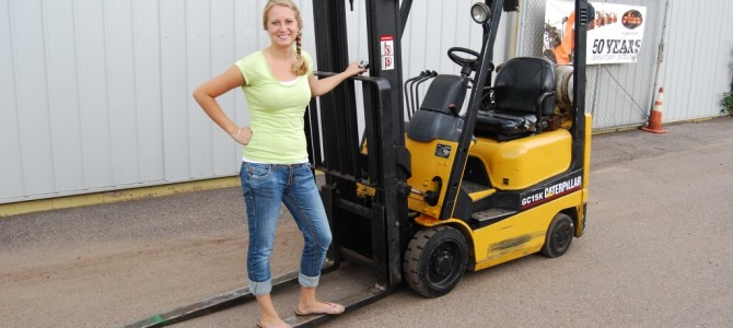 Things You Need To Look for In a Used Forklift
