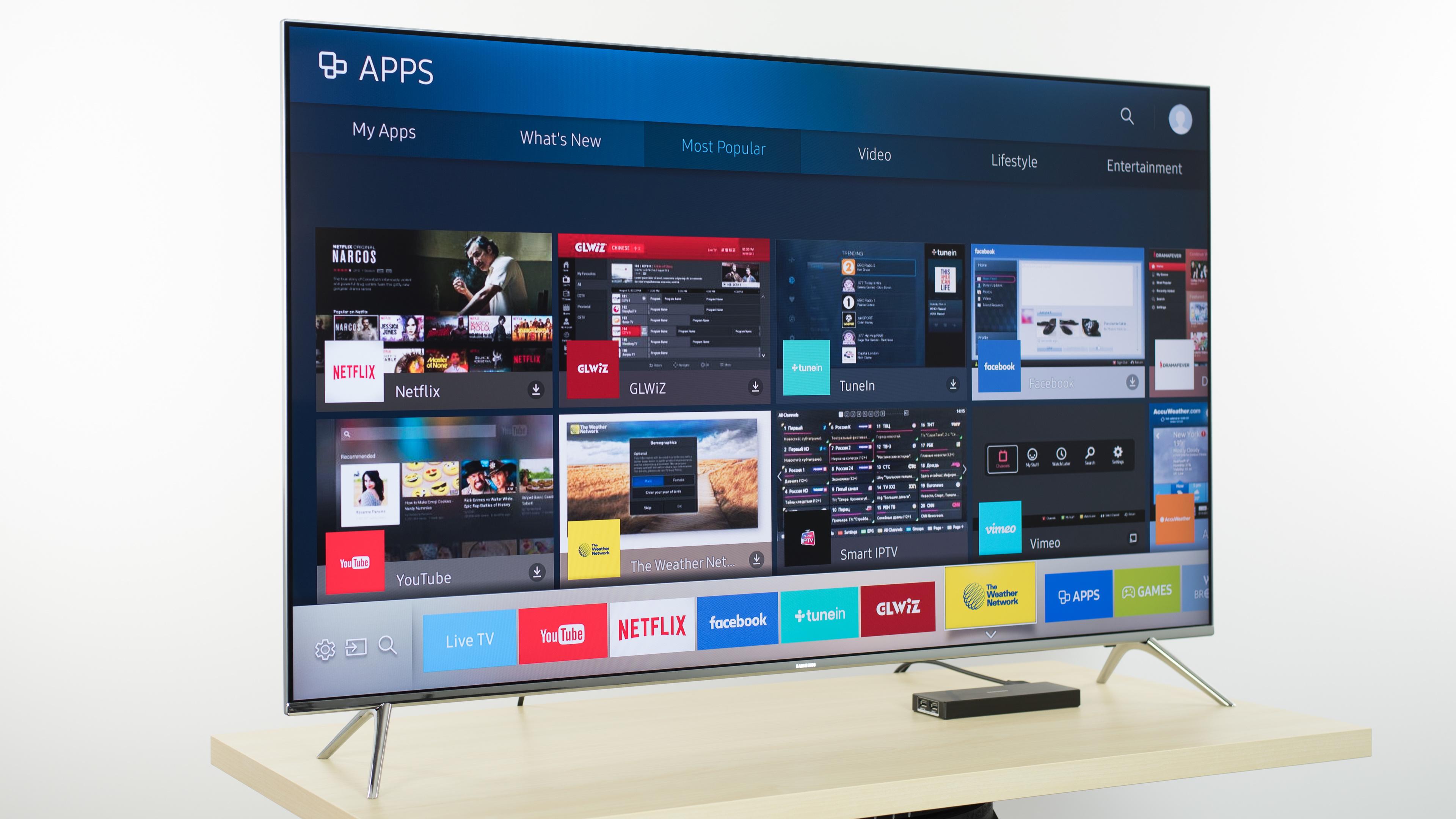 4K OLED TVs