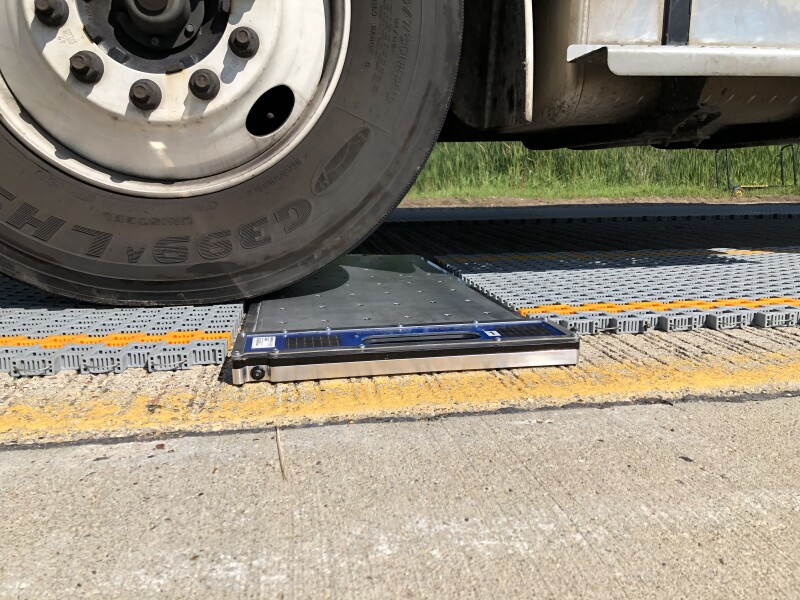 Portable Truck Scales
