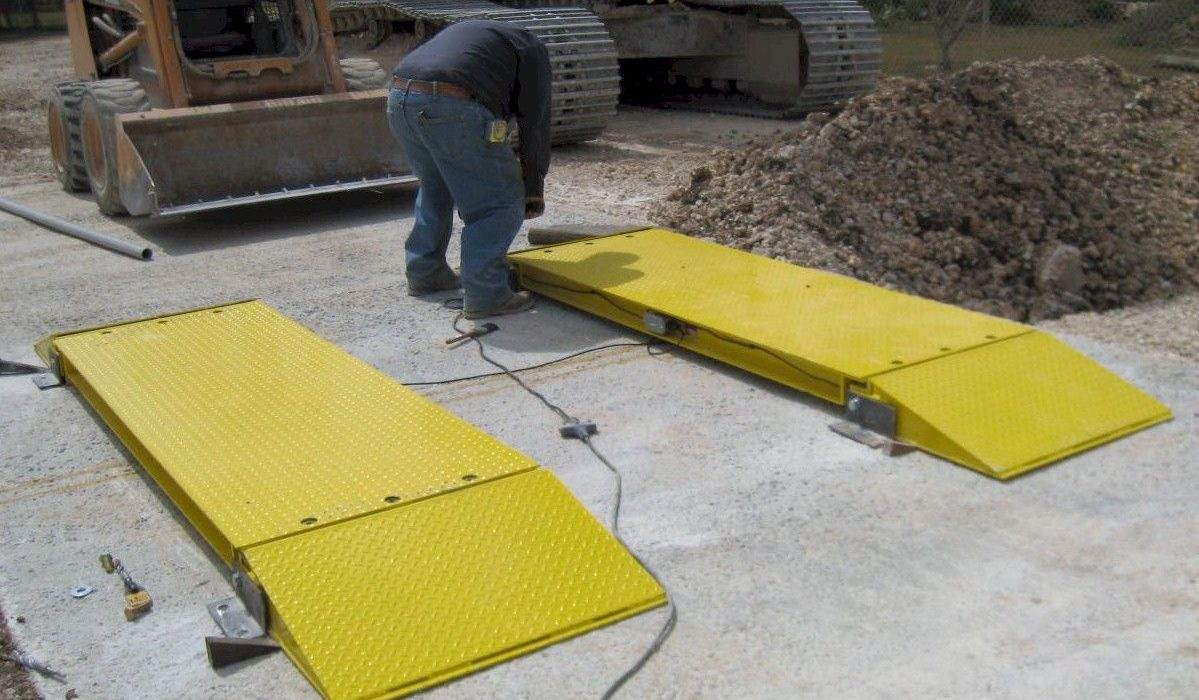 What Customers Have To Know About Truck Axle Scales for sale